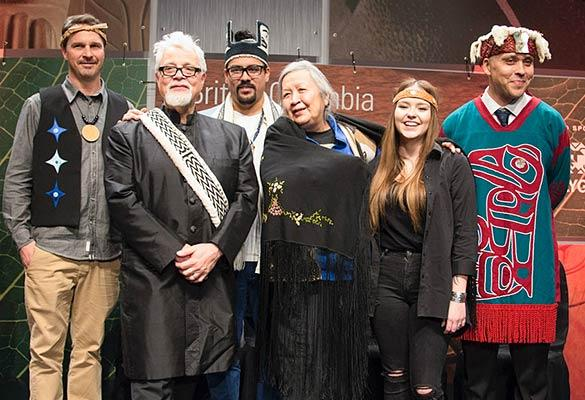 Fulmer Award in First Nations Art Nominees