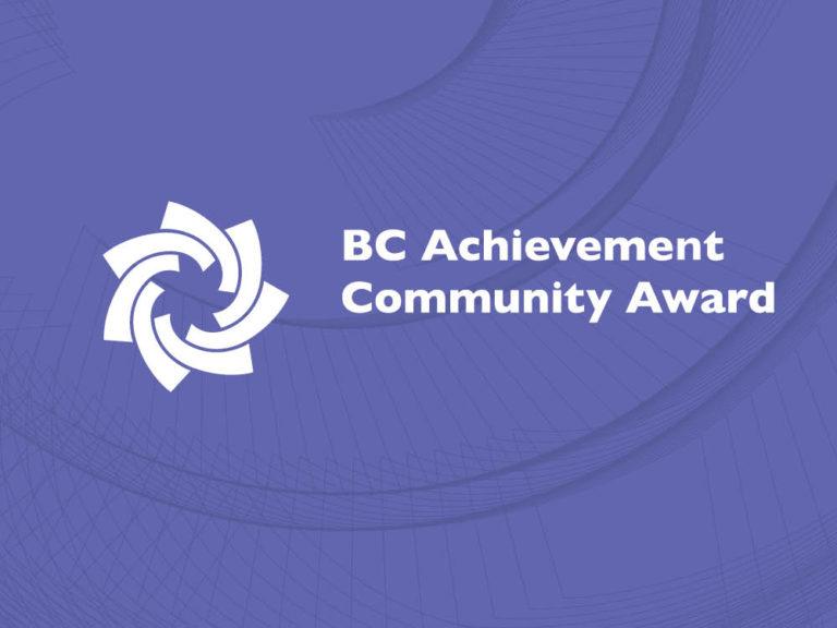 BC Achievement Community Award Placeholder