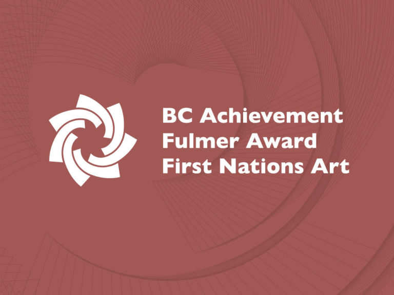 Fulmer Award First Nations Art Placeholder