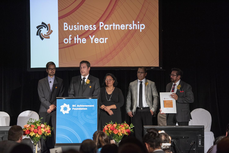 2019 BC Indigenous Business Awardees Celebrated