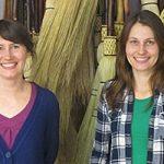Mary Schwieger & Sarah Schwieger