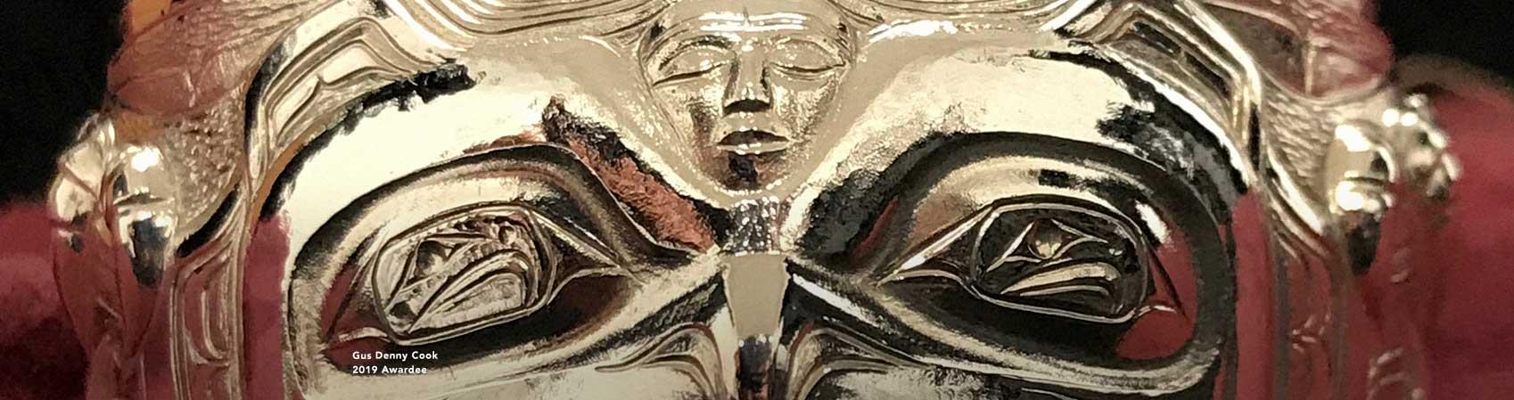 BC Achievement Fulmer Award First Nations Art 2020