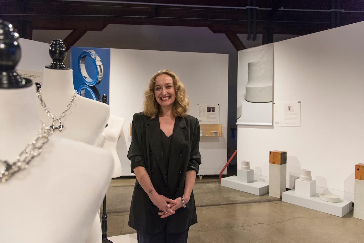 BC Achievement Foundation Creative Achievement Award for Applied Art and Design
