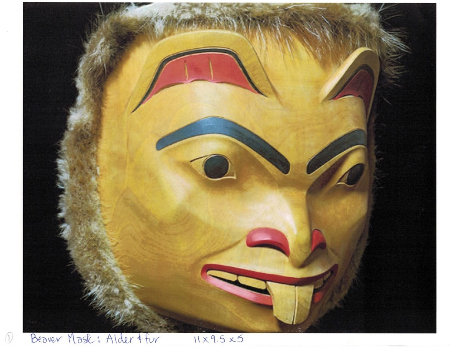 2013-FNA-ken-mcneil-Beaver Mask