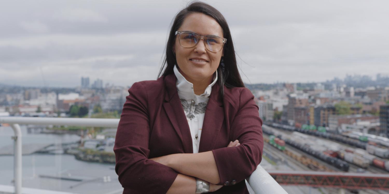 Carol Anne Hilton receives 2020 Indigenous BusinessAward of Distinction