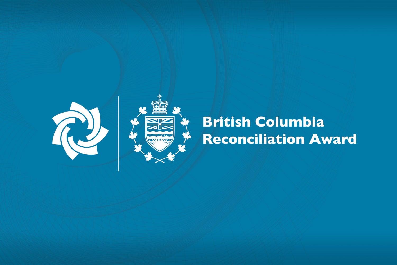 A path forward: The British Columbia Reconciliation Award