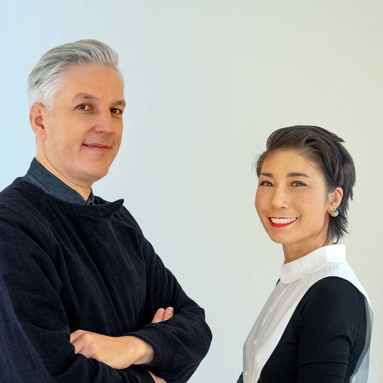 Michael Barton & Mari Fujita