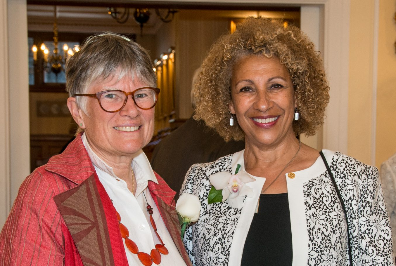 In the words of Lolly Bennett, 2017 Community Award recipient