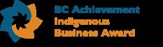 Indigenous Business Award Logo