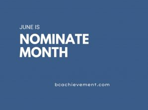 June is Nominate Month